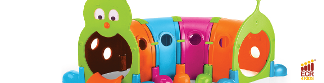 ECR4Kids Giveaway: Win GUS the Climb-N-Crawl Caterpillar