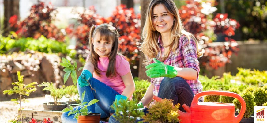 6 Scientifically Proven Reasons Why Gardening is Good for Kids