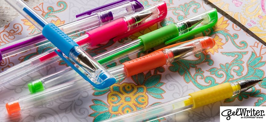 3 Ways To Get The Most Out Of Your Gel Pens