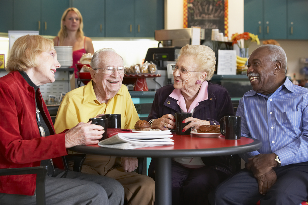 Image result for seniors in a group
