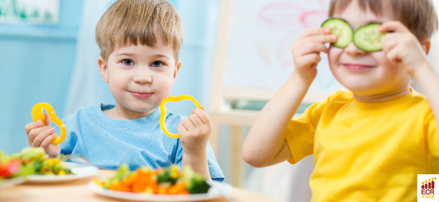 How Good Nutrition Helps Kids' Social Development | San Diego, CA | ECR4Kids Furniture