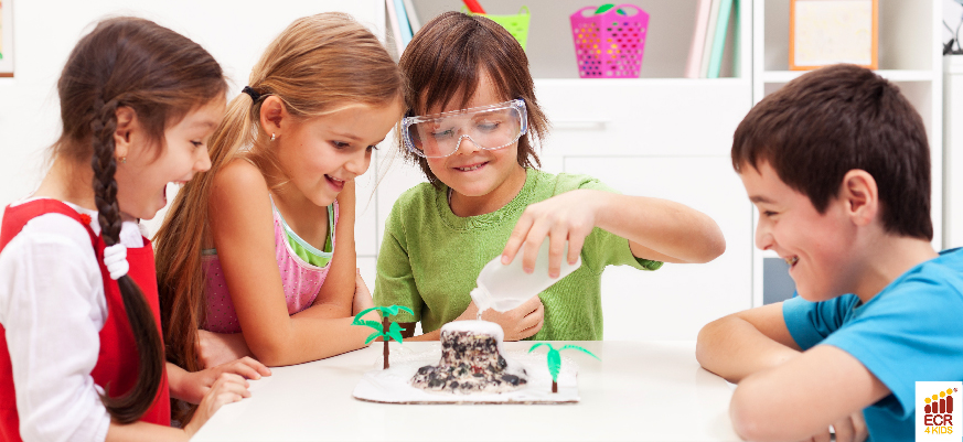 Recipes for Summer Fun: Educational Science Activities for Kids