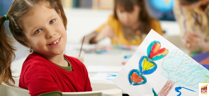3 Student Art Projects for Classroom Decorations
