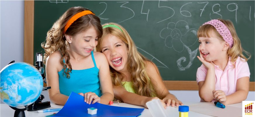 How Laughter and Smiles Can Work in the Classroom