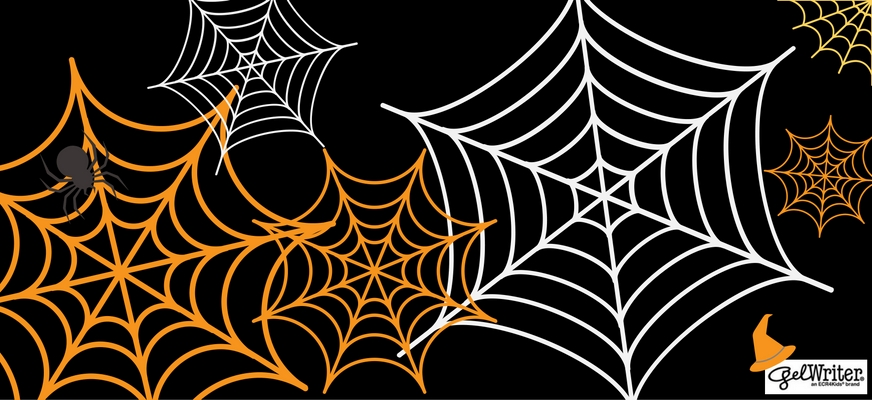 4 Spook-tacular Coloring Crafts for Halloween