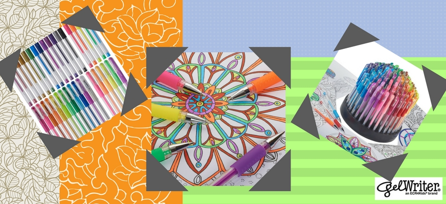 5 Creative Ways to Use Gel Pens for Scrapbooking