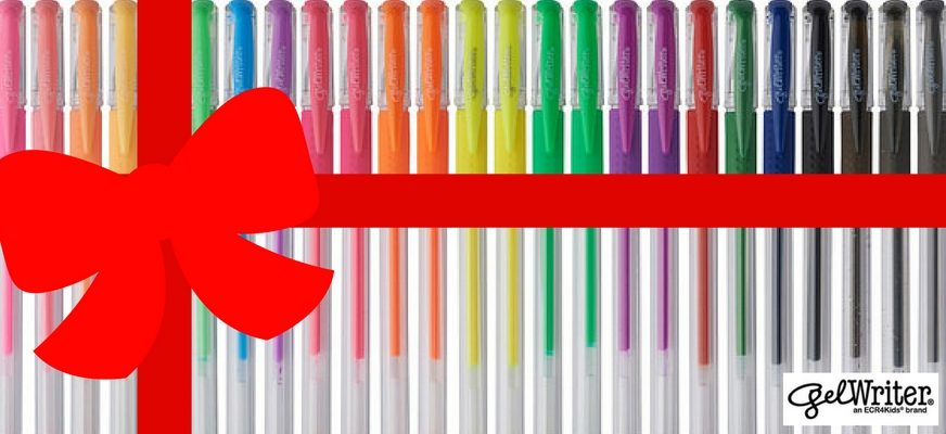 The Ultimate Holiday Gift Guide to GelWriter Gel Pens