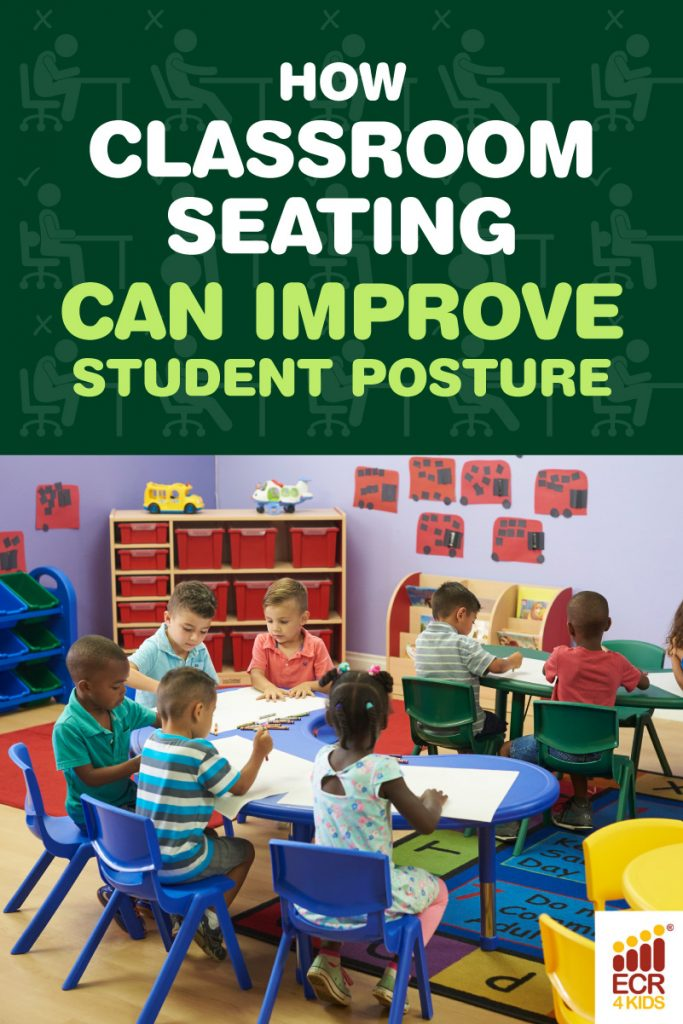 Tremendous Improving Kids Posture With Smart Classroom Seating Theyellowbook Wood Chair Design Ideas Theyellowbookinfo