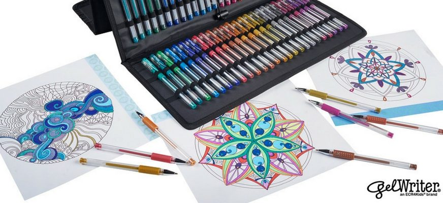 4 Easy DIY Gifts to Make With Your Finished Coloring Pages