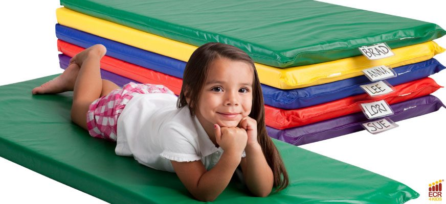 Sleepy Time 101: New Nap Mats for Preschool