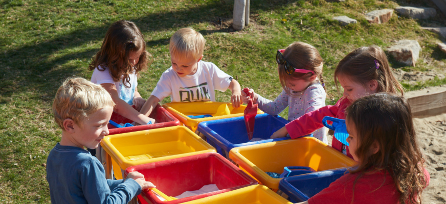 7 Steps to the Ultimate Outdoor Play Space