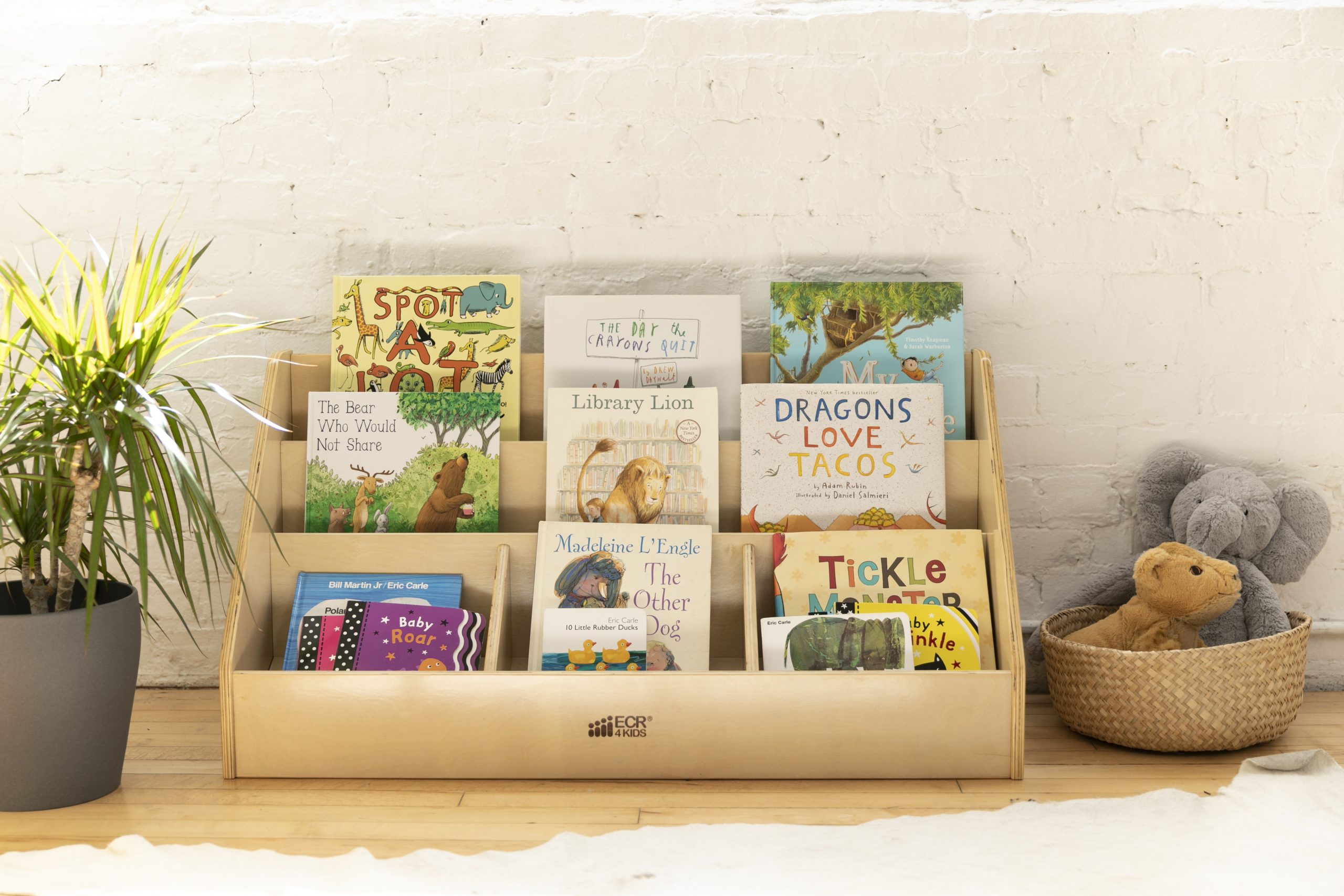 Encourage the Love of Reading through Print Rich Environments